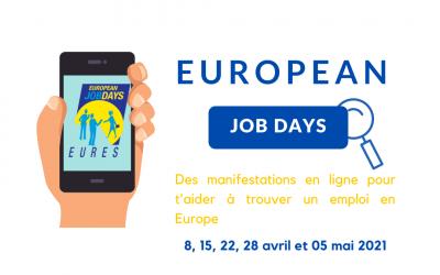 European Job Days : l'occassion de trouver un job en Europe