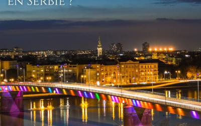 Offre de service civique promotion de l'engagement en Serbie !
