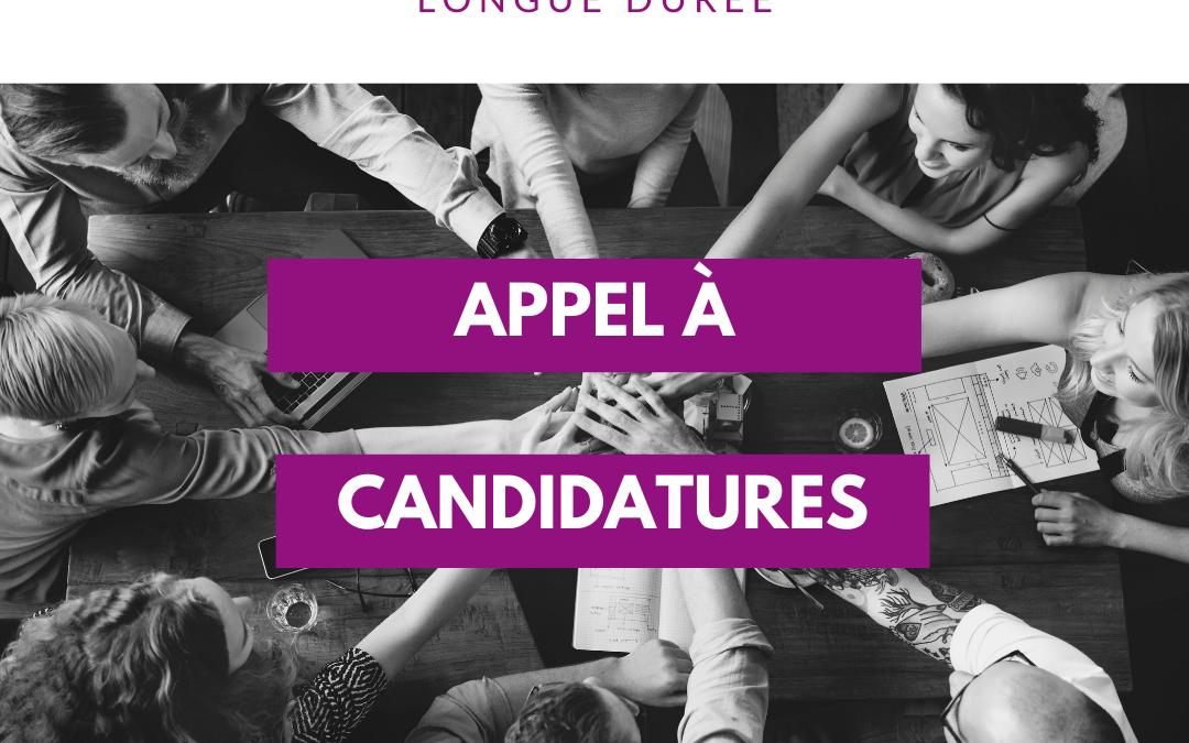 Appel à candidatures : Formateurs/trices à la méthodologie d'accompagnement des jeunes à l'envoi en mobilité internationale de longue durée